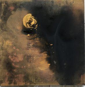 Golden Rose – Sold